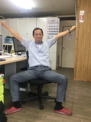 川崎営業所 酒井所長